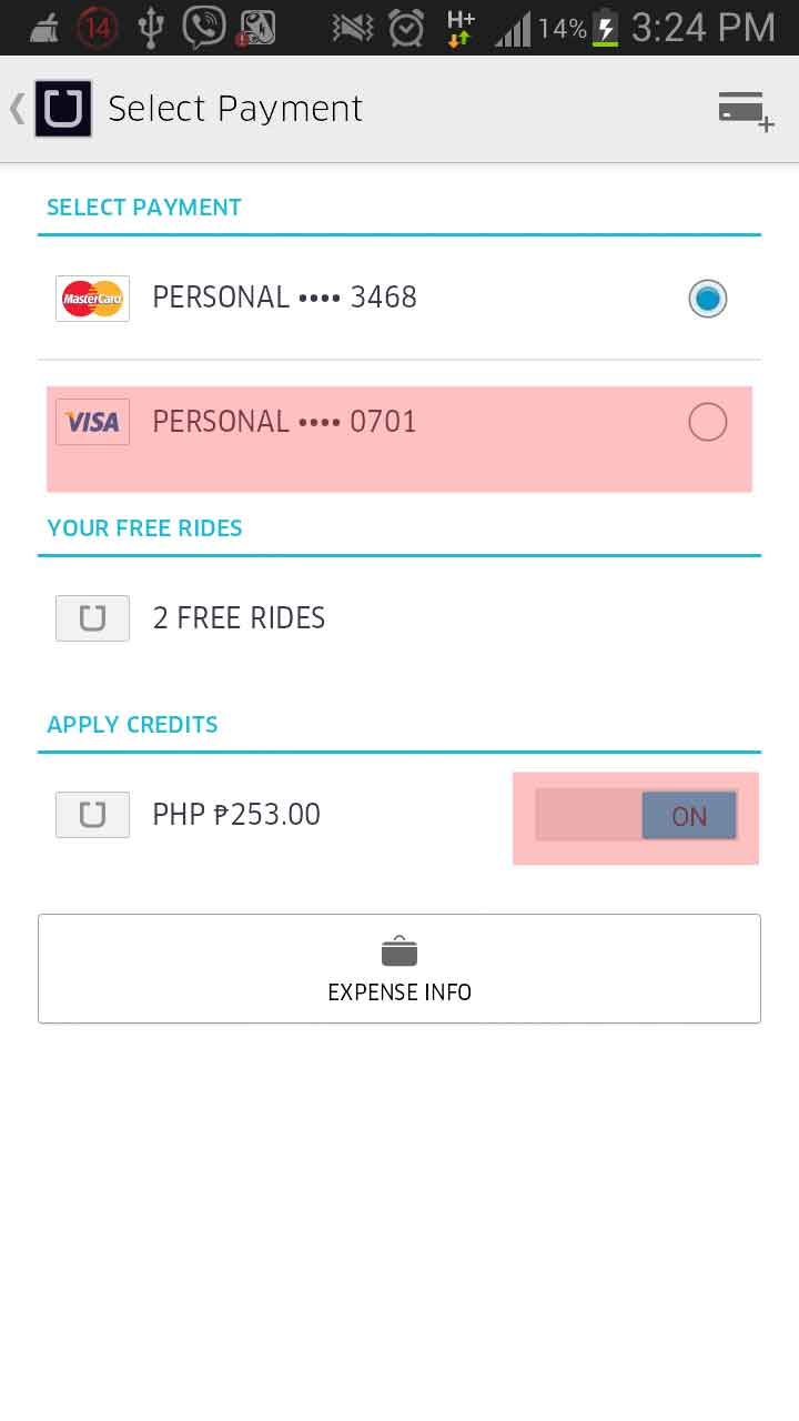 How to make uber account