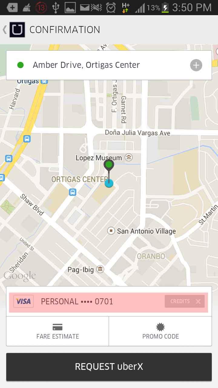 Tips | Uber MNL Tips